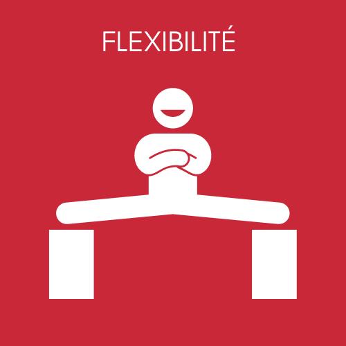 acofluid flexibilité