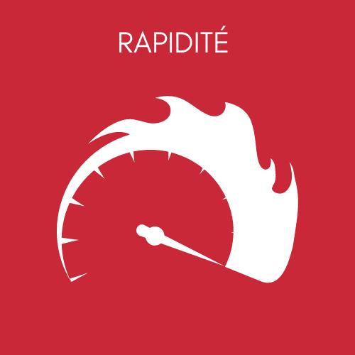 acofluid rapidité