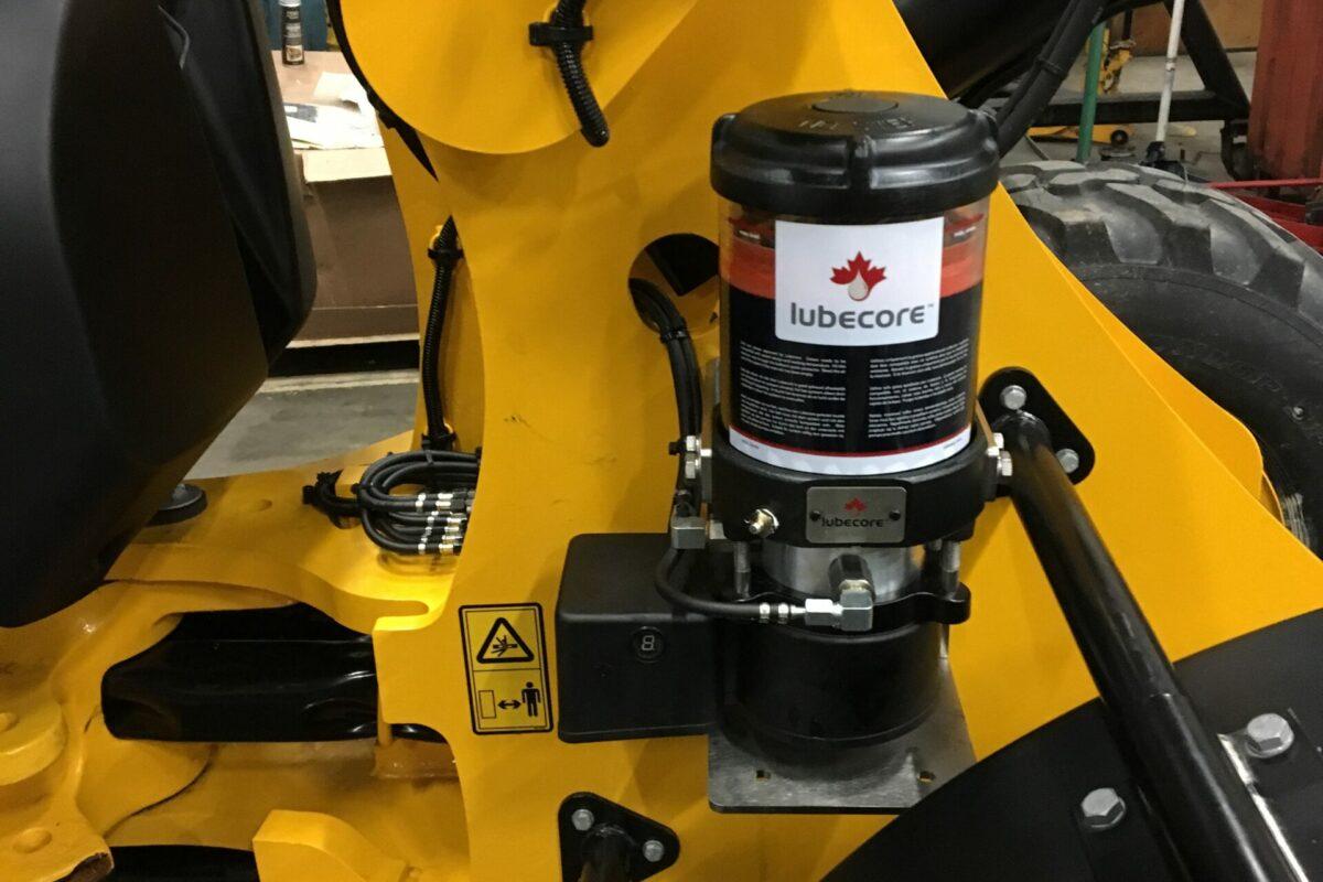 acofluid pompe graissage lubecore