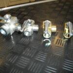 acofluid vanne haute pression 3 voies